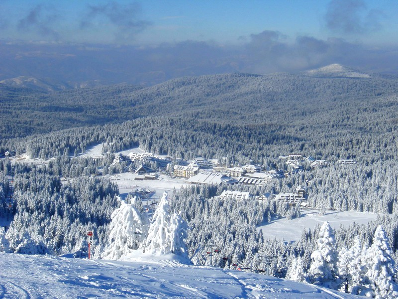 Kopaonik Serbia - the heart of alpine action east of the Adriatic