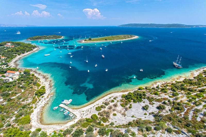 Krknjaši-Lagoon-Croatia-Luxury Gulet