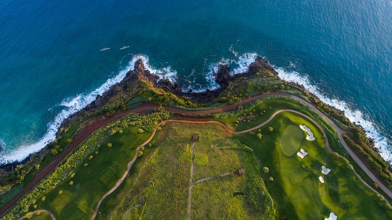 Kukui'ula Launches Exclusive Oceanfront Kula Makai Homesites-aerial view