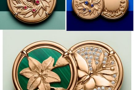Légende de Chaumet reversible medallions. Which one will be yours?
