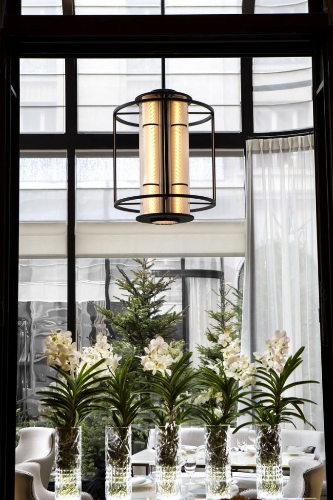 L'Orangerie by David Bizet at Four Seasons Hotel George V, Paris – 1 Michelin star