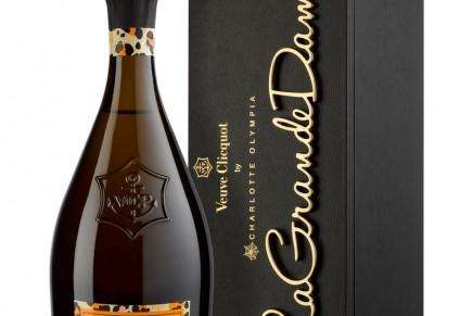 A perfect tribute: La Grande Dame 2006 Charlotte Olympia Limited Edition