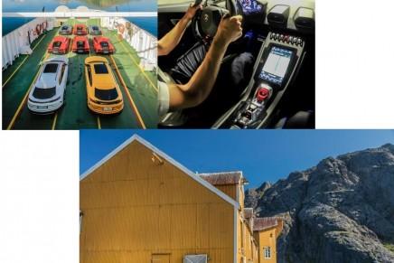 Norway – the latest destination for Lamborghini Aventura