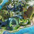 LAVA Forest City - a futuristic green city for Malaysia