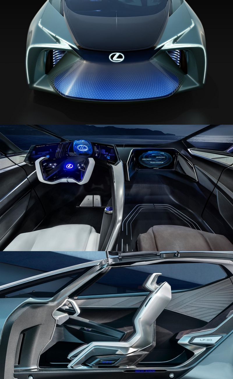 LF-30 Electrified new concept 2019