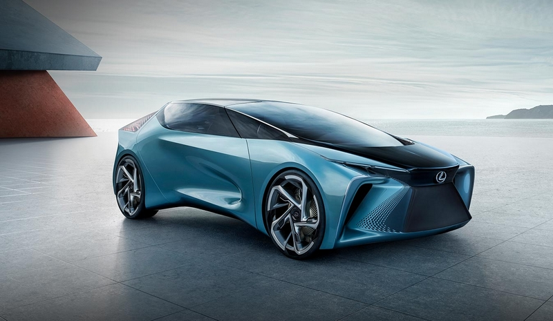 LF-30 Electrified new concept