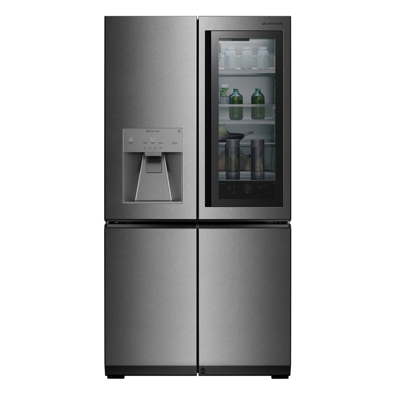 LG SIGNATURE Door-in-Door Refrigerator 2017 model