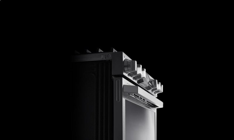LG SIGNATURE Double Oven Range with ProBake Convection
