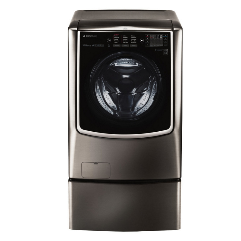 LG SIGNATURE WASHER 2017 model