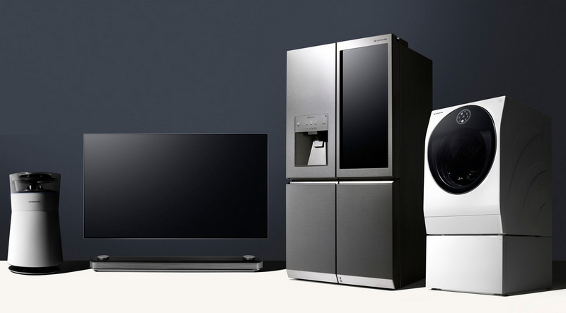LG SIGNATURE is designed to provide a state-of-the-art living experience