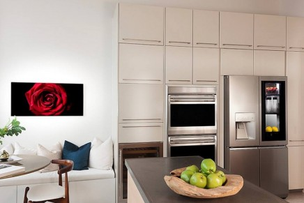 New additions to complete your line of striking kitchen appliances