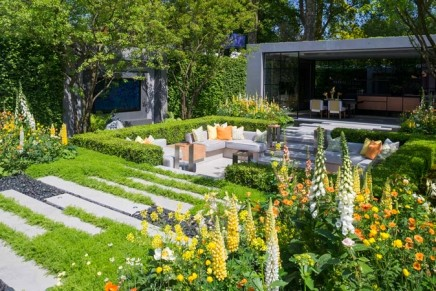 Chelsea Flower Show 2018: LG Eco-City Garden provides a replicable blueprint for inner-city high rises
