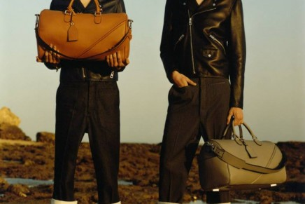 Jonathan Anderson's much-awaited first men's collection for Loewe