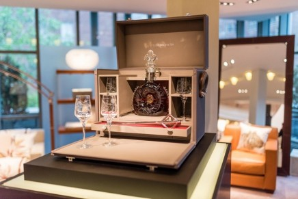 Louis XIII L'Odysee d'un Roi Limited Editions topped the record for sale of the cognac decanter