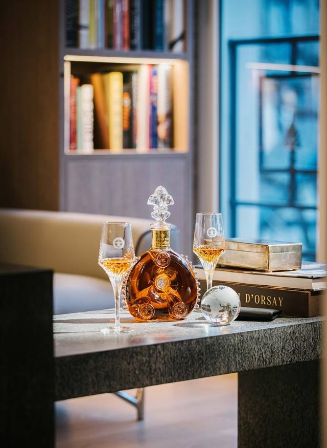 LOUIS XIII Pop Up Boutique at Harrods 2017-