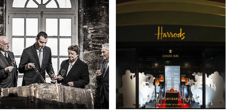 LOUIS XIII Pop Up Boutique at Harrods 2017--