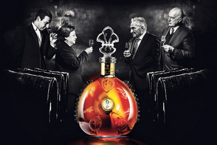 LOUIS XIII The Legacy is a prized possession available to few in the world