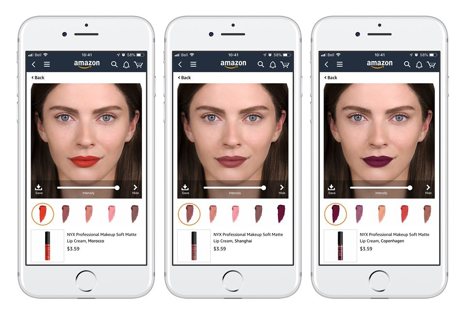 L'Oréal's ModiFace, world leader in AR and AI for the beauty industry, will provide its innovative technology to able the first virtual try-ons for cosmetics on Amazon