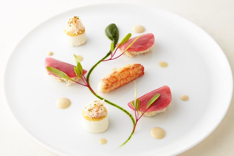 L'Osier Receives Three Michelin Stars in Michelin Guide Tokyo 2019