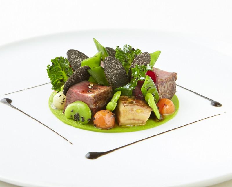 L'Osier Restaurant Tokyo - menu