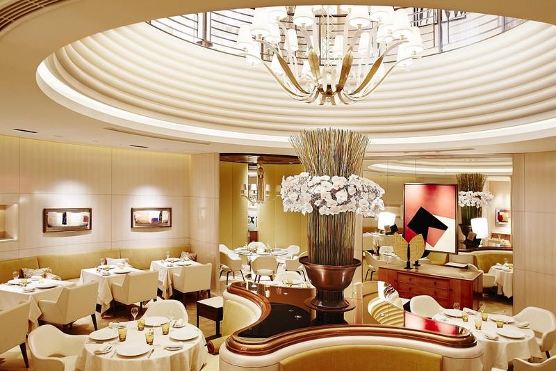 L'Osier Restaurant Tokyo