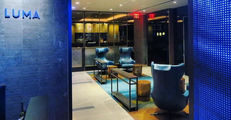 LUMA Hotel Times Square 2017-Luma Lobby