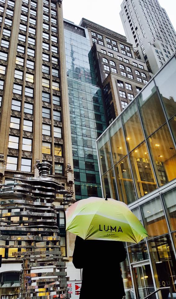 LUMA Hotel Times Square 2017 opening-