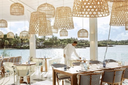 Architect Jean-Francois Adam's vision of contemporary yet timeless Indian Ocean living: LUX* Grand Gaube in Mauritius