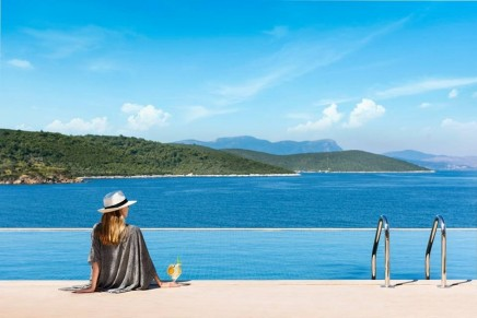 This sparkling new addition to Turkey's Aegean Riviera offers Incomparable Vistas of the Aegean