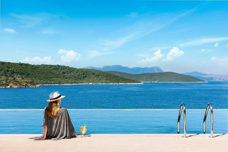 LUX Resorts and Hotels First Aegean Sea Resort - LUX Bodrum - panorama