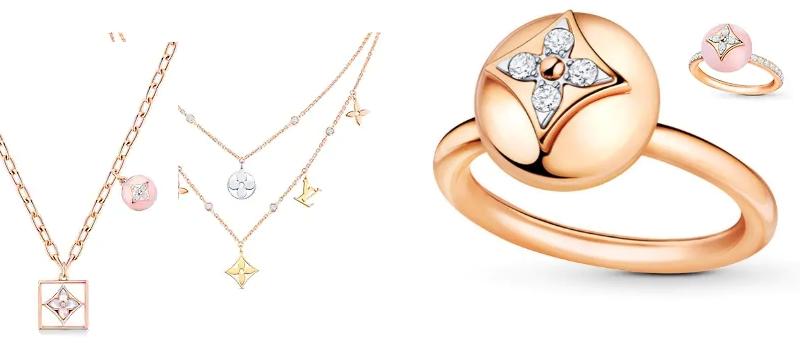 LV BBlossom Jewelry
