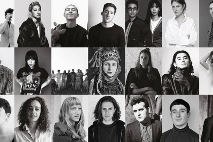 LVMH Prize For Young Fashion Designers 2017: discover the shortlisted designers