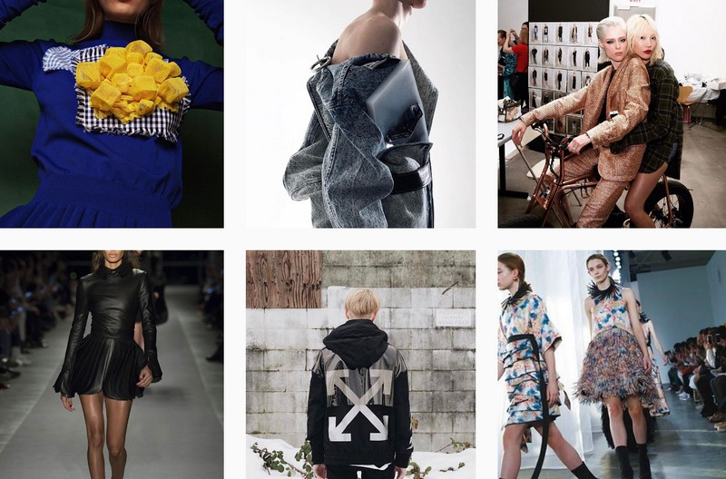 LVMH Fashion Prize 2017 instagram--