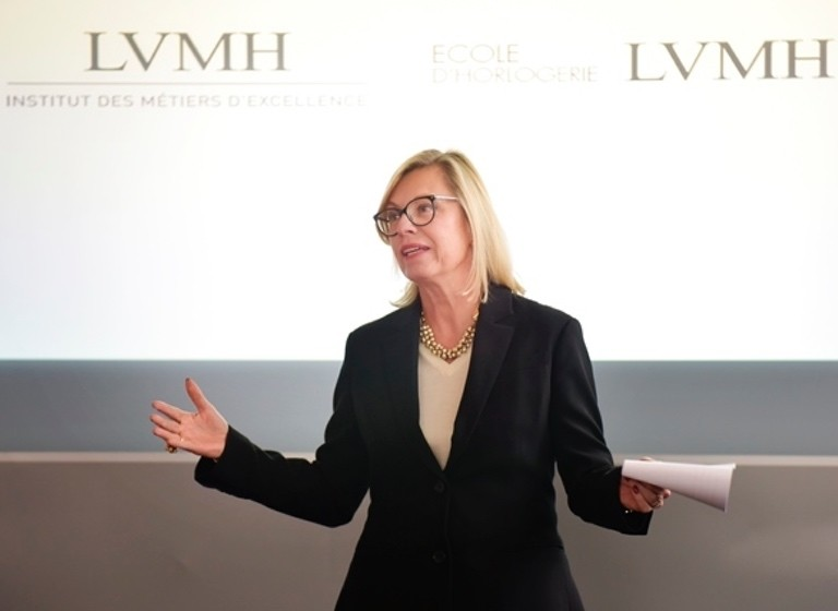 LVMH Institut des Metiers d'Excellence, the biggest vocational training program in the luxury industry, announced major European expansion-