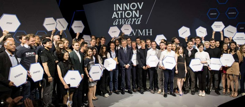 LVMH innovaton award 2018-