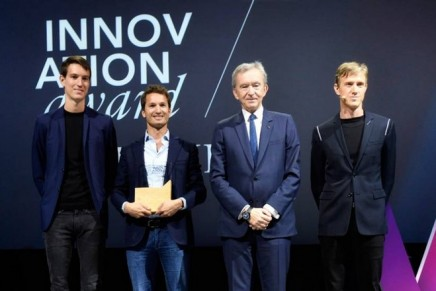 The second edition of the 2018 LVMH Innovation Award goes to Oyst 1-Click