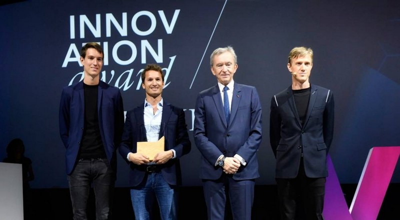 LVMH innovaton award 2018