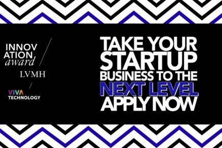 LVMH is offering 30 startups a chance to showcase solutions during 2020 Viva Technology Paris