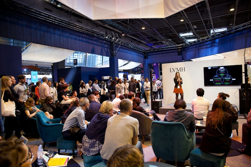 LVMH luxury lab Viva Tech 2017-