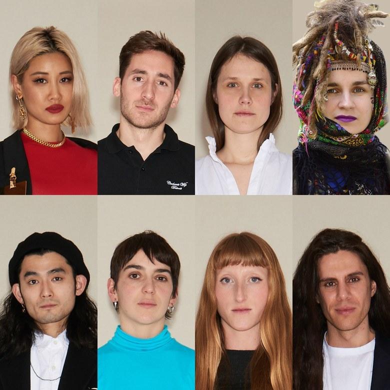 LVMH prize finalists2017