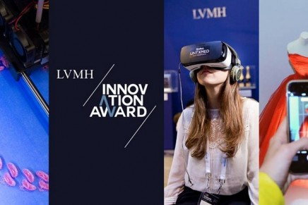 2017 LVMH Innovation Award to give startups the opportunity to make the luxury sector evolve