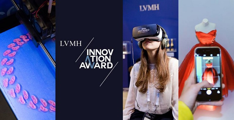 LVMH prize for innovation 2017