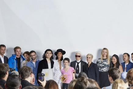 The applications for the 5th LVMH Prize now open