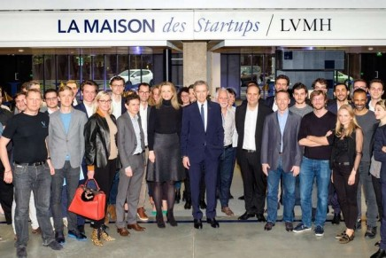 La Maison des Startups: LVMH to invest in startups whose solutions have potential in the luxury industry