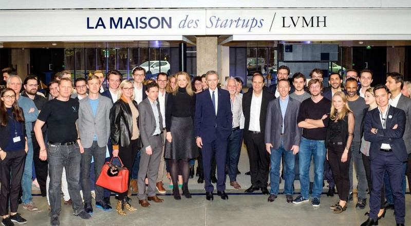 LVMH to invest in startups whose solutions have potential in the luxury industry