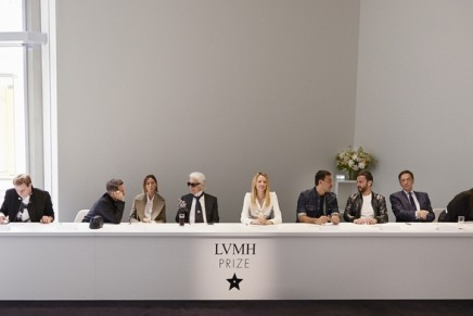 The finalists of the 2017 LVMH Prize for Young Fashion Designers reflect the dynamism of gender-defying  fashion