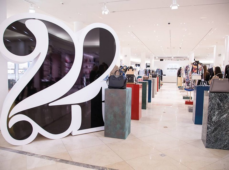 LVMH's 24 Sèvres platform opening its doors - 2017-
