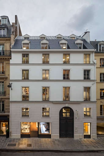 LVMH's RIMOWA high-end luggage has opened its first flagship store in Paris