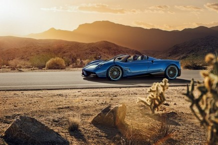 La Bellezza: the philosophy behind the new 2017 Pagani Huayra Roadster