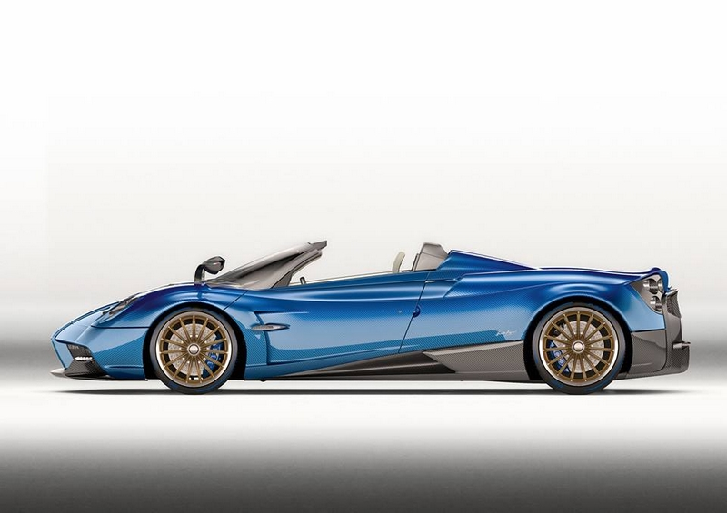 La Bellezza - the philosophy behind the new 2017 Pagani Huayra Roadster
